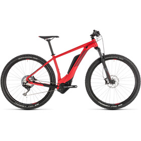 Cube Reaction Hybrid Race 500 - VTT électrique semi-rigide - rouge
